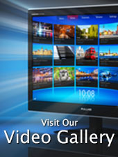 Visit Our Video Gallery